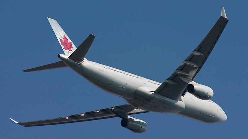 Air Canada // Airbus A330-343X // C-GFAJ