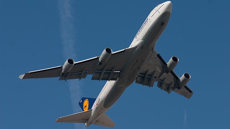 Lufthansa // Boeing B747-430 // D-ABVM