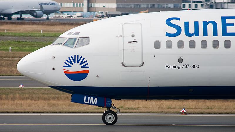 SunExpress // Boeing B737-85F // TC-SUM