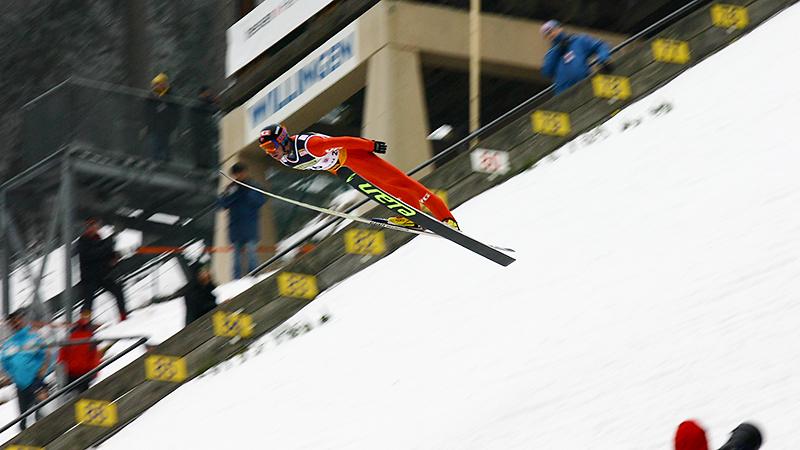 Hessen ist...Skispringen!