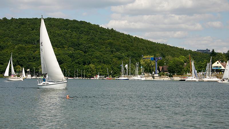 Hessen ist...Wassersport!
