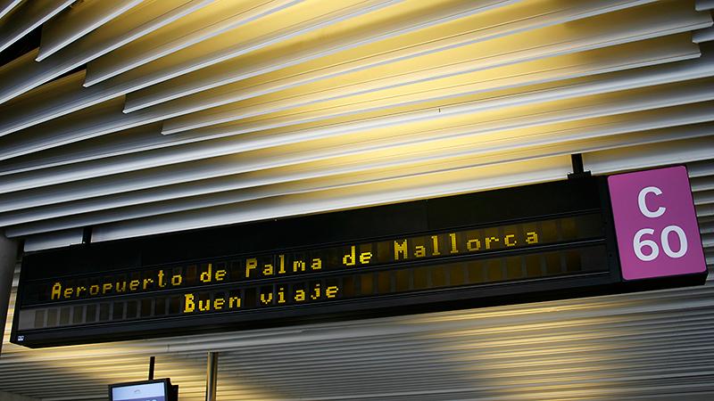 Buen viaje, Mallorca!