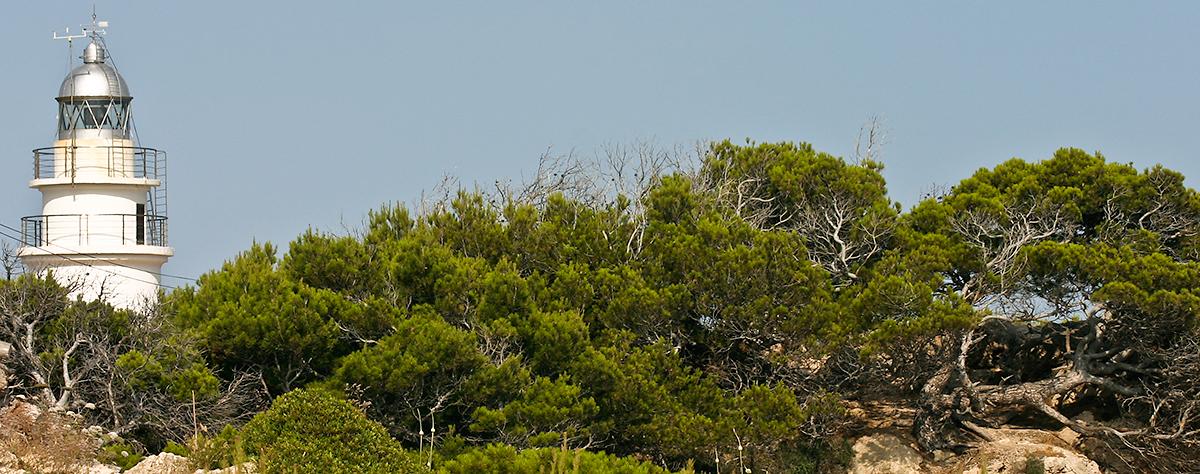 Vorschaubild Faro de Capdepera