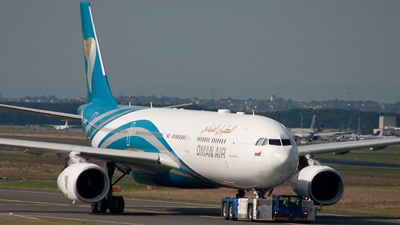 Oman Air // A4O-DD // Airbus A330-343X