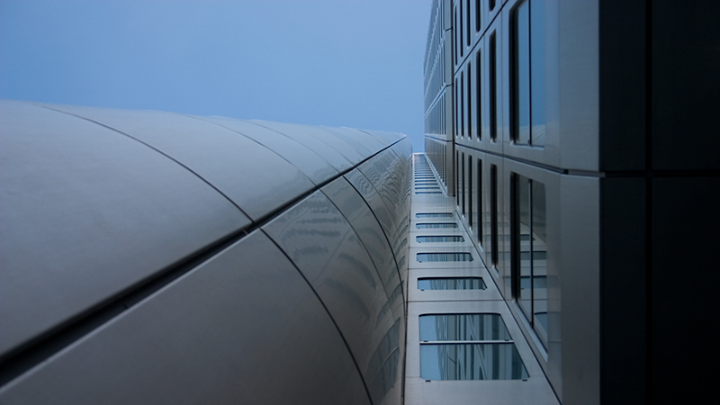 Dresdner-Bank-Hochhaus (Silberturm)