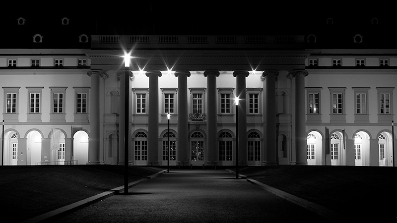 Koblenzer Schloss @night
