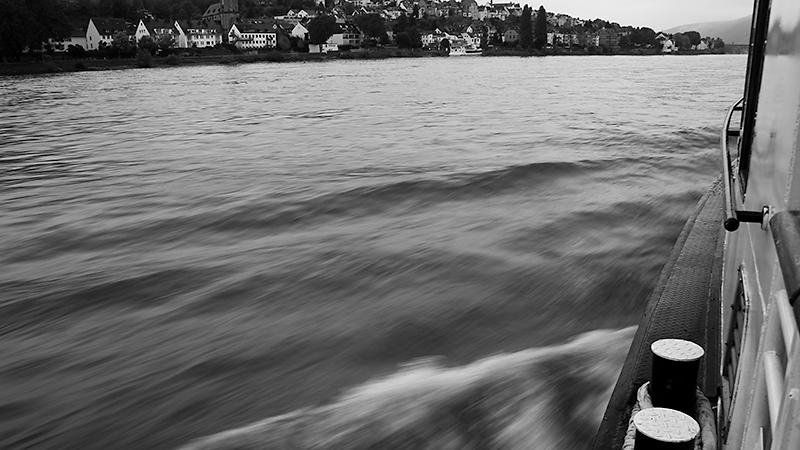 """Mit der """"Goethe"""" auf dem Rhein unterwegs"""