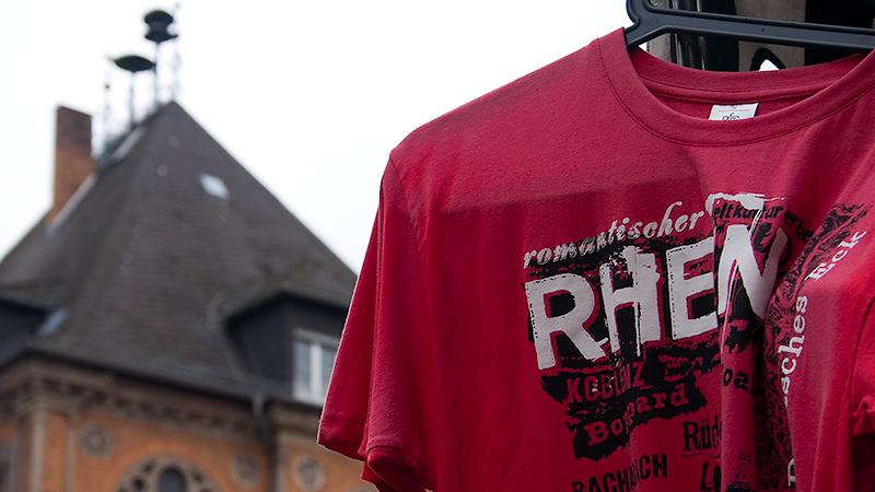 """""""Romantischer Rhein""""? O ja!"""