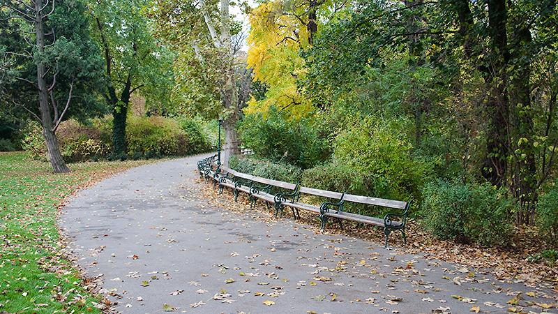 Herbst im Stadtpark