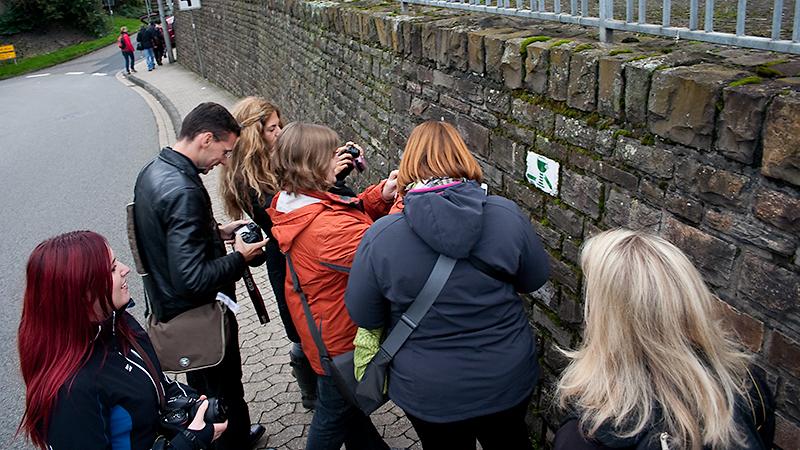 Sechs Reiseblogger, vier Fotos, ein Motiv: Christina, Phil, Martina, Maike, Tina, Ulli