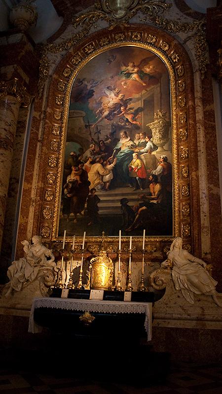Altargemälde von Daniel Gran