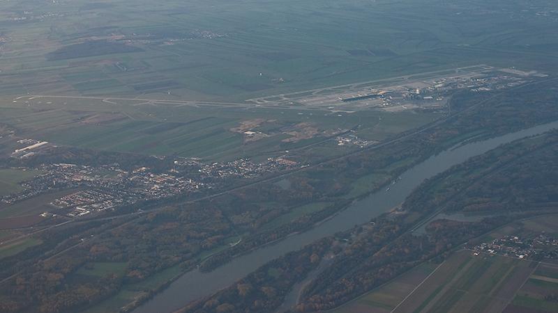 Das Ziel vor Augen - Vienna International Airport