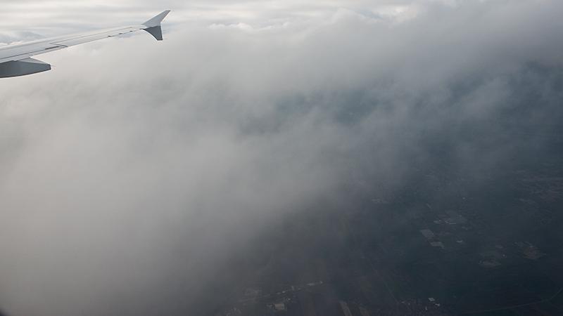Irgendwo im Nirgendwo zwischen den Wolken