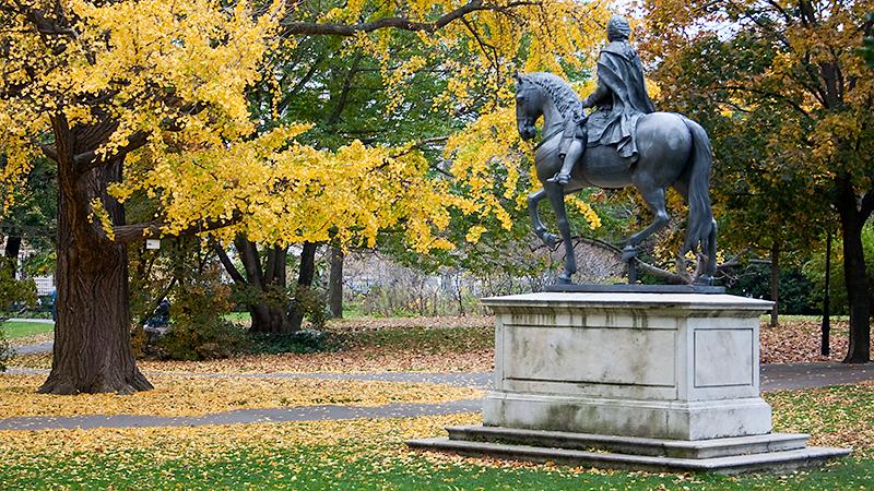 Denkmal zu Ehren von Kaiser Franz Stephan von Lothringen