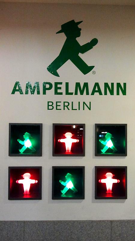 Berlin ist...Ampelmännchen!