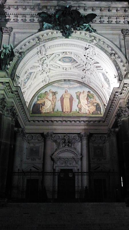 Eingangsportal Berliner Dom