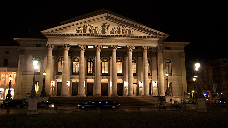 Nationaltheater der Bayerischen Staatsoper