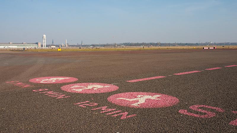 Start frei: Zeiten für die Überquerung der Start- und Landebahn 09R/27L