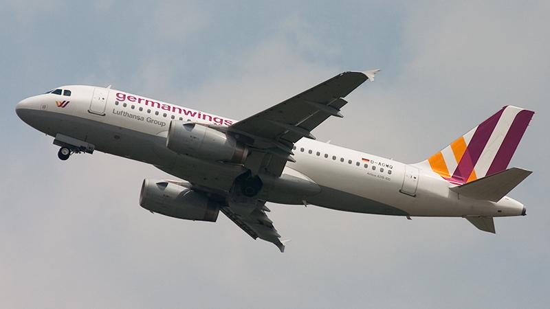 Verlässt den Heimatairport: D-AGWQ (Airbus A319-100) der Germanwings