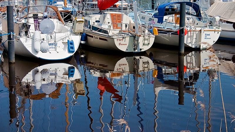 Yachthafen Harlesiel