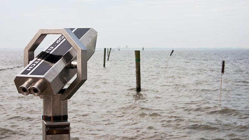 Der Insel Spiekeroog ganz nah sein? Kein Problem