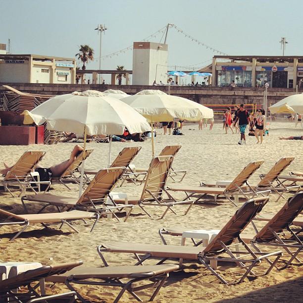 Strand von Barceloneta