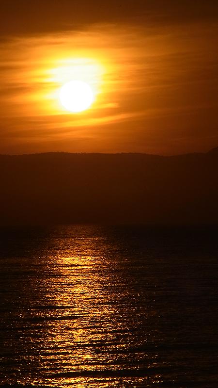 Auch zum Sonnenuntergang ein GenussAuch zum Sonnenuntergang ein Genuss