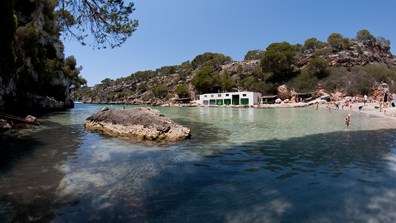 Für mich eine der schönsten Buchten Mallorcas