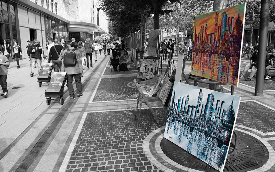 Künstlerisches Frankfurt