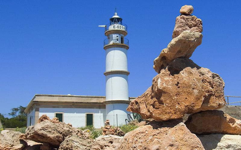 Far des Cap de Ses Salines