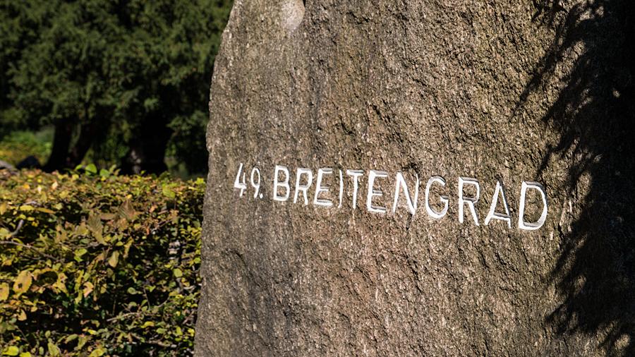 49. Breitengrad