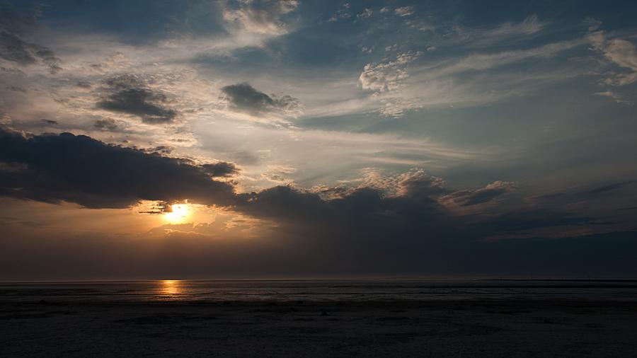 """Zeit, der Sonne """"auf Wiedersehen"""" zu sagen"""