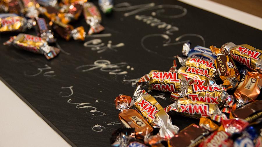 """""""Nimm dir Zeit, glücklich zu sein"""" - mit Schokolade ganz bestimmt!"""