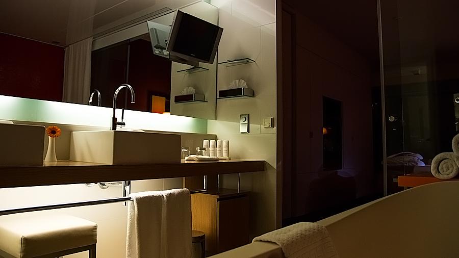 """""""Aus der Badewanne"""" ins Zimmer"""