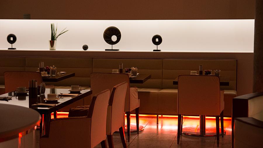"Im Restaurant ""Gaía"""