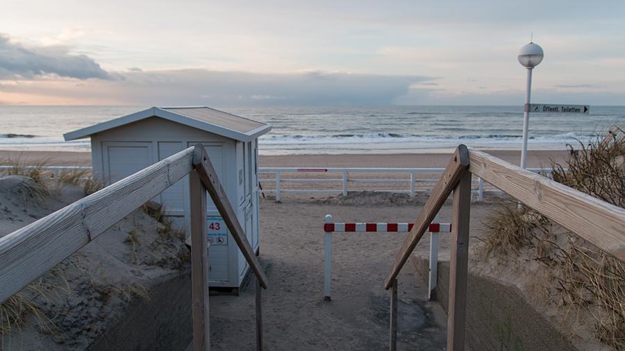 Strandübergang 43