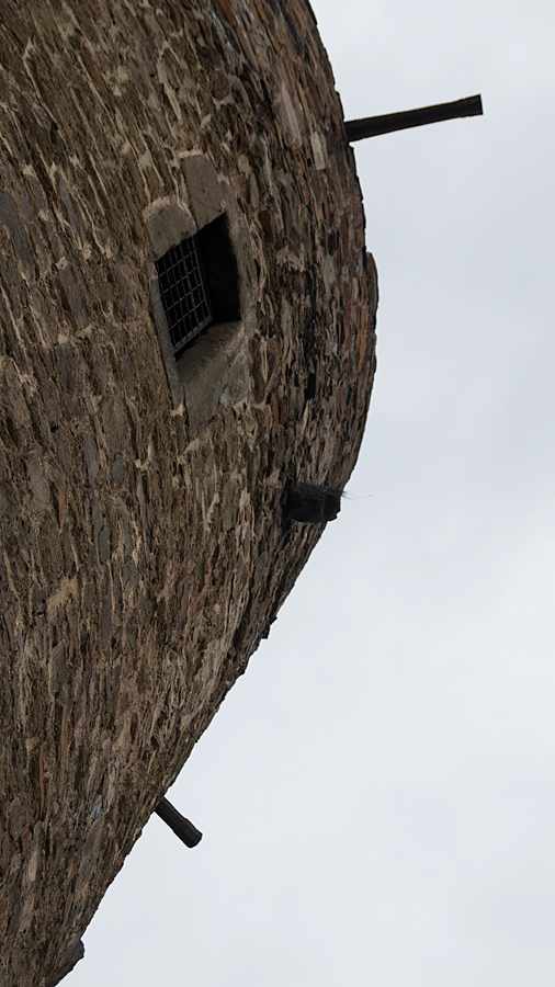 Verteidigungsturm im Süden der Stadtmauer