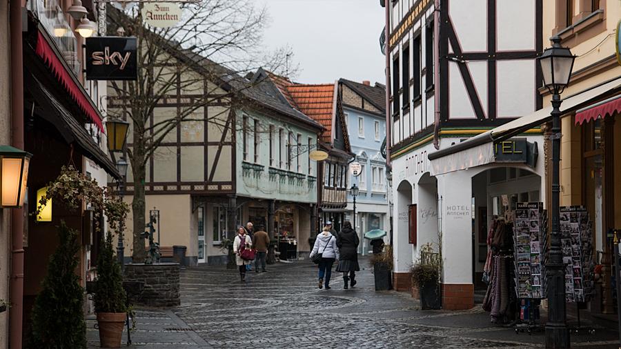 Niederhutstraße in Ahrweiler