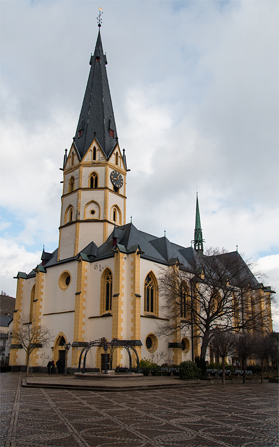 St. Laurentius und Marktplatz