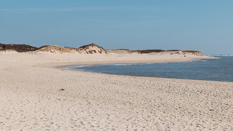 Strand an der Hörnum-Odde