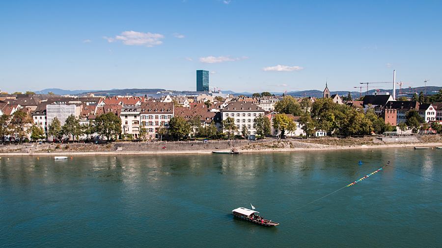 Blick von der Pfalz