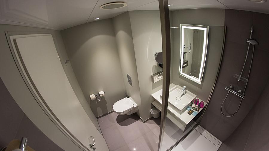 Im neuen Look: das BadezimmerIm neuen Look: das Badezimmer