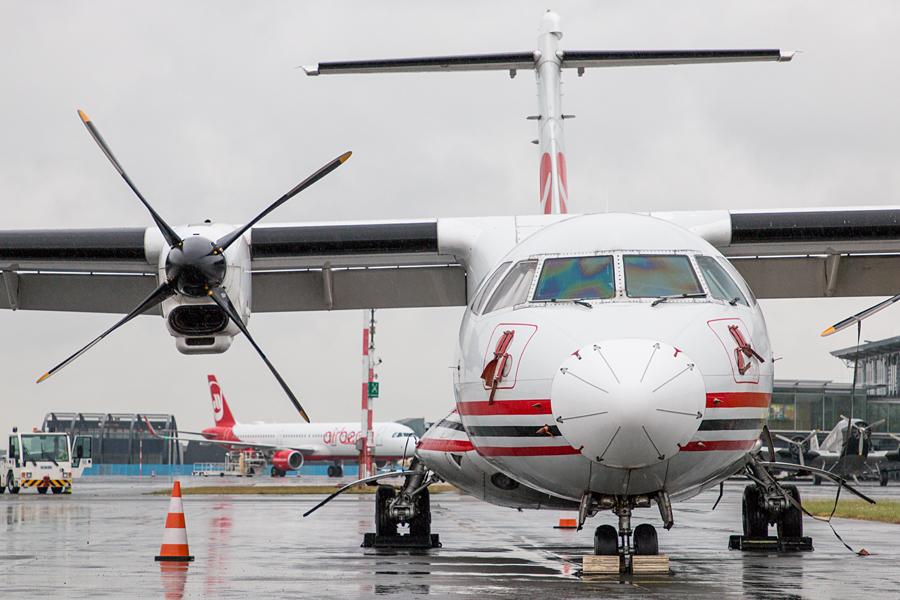 ATR-42 (LZ-ETM) der bulgarischen Cargo-Fluggesellschaft Bright Flight
